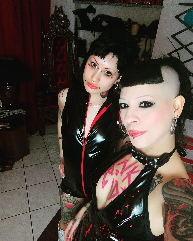 Le Mistress Soraya e Denise Insieme a Bologna: 27-28-29 Novembre